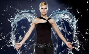 Angel / Devil Michelle Hunziker Remo di Gennaro